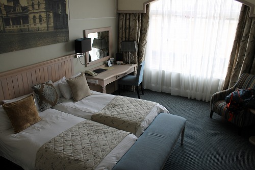 予約したホテル  (1)