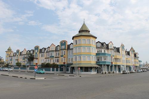 スワコップムントの町  (1)