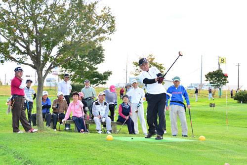 パークゴルフ仙台大会