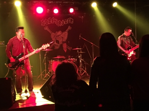 2016年11月6日(日)  King Biscuit Time @岡山DESPERADO