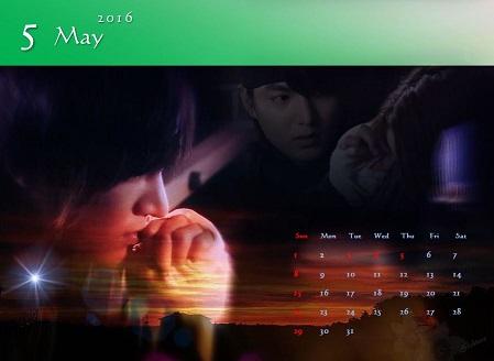 2016カレンダー5月F