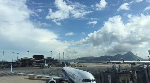 air port in HK