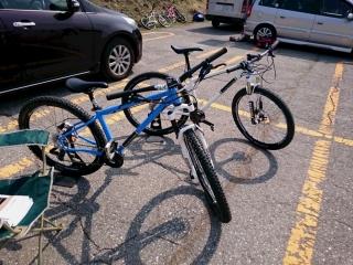 June bikesの試乗車