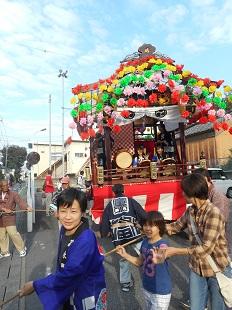25 富永町の屋台