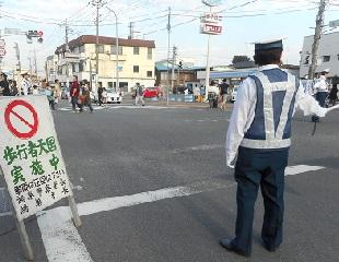 35 おおとりまつり 歩行者天国 20161016