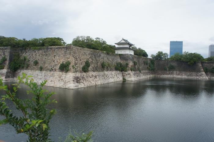 大阪城周辺01