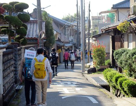 161027白山神社へ