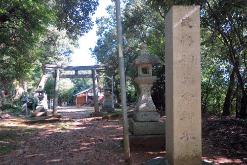 161102櫛玉命神社