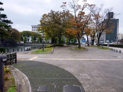 富山城_二の丸