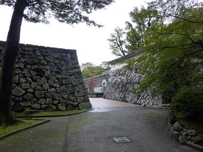 富山城_搦手門