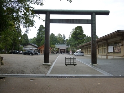 高岡城_射水神社