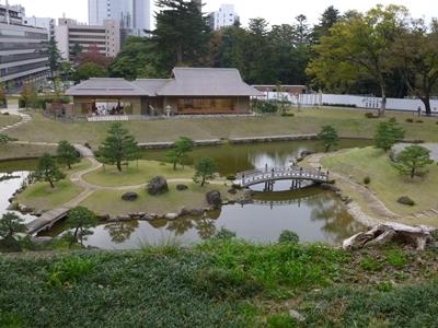 金沢城_玉泉院丸庭園