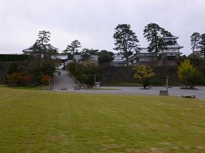 金沢城_新丸広場