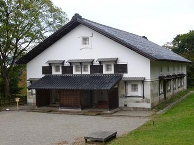 金沢城_鶴丸倉庫