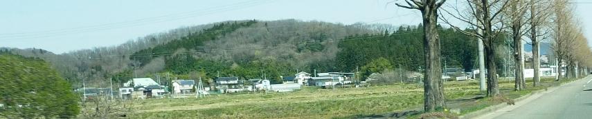 風前の灯?開発予定地―仙台の都市緑地a