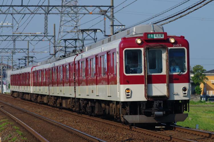 2016年05月23日 近鉄 奈良線_9012