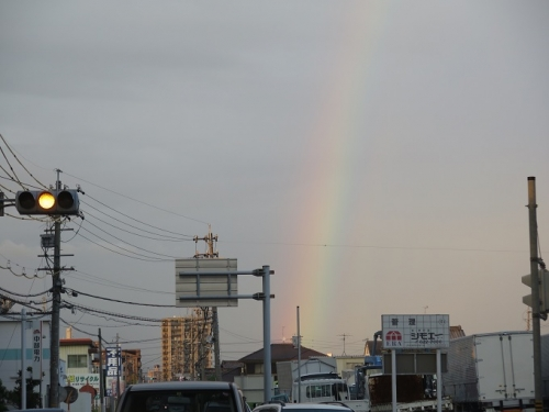 名古屋 虹