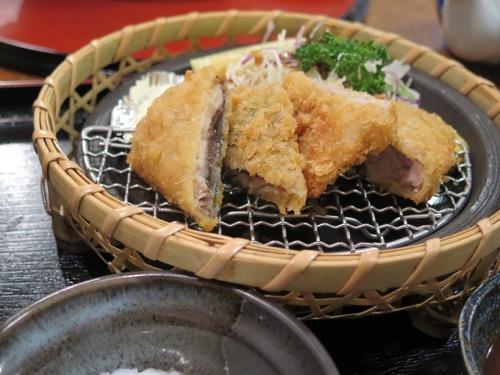 春の漁師飯フライ膳