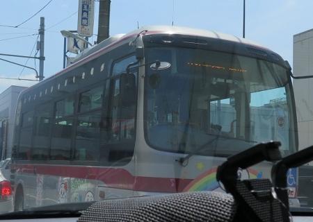 タマちゃんバス