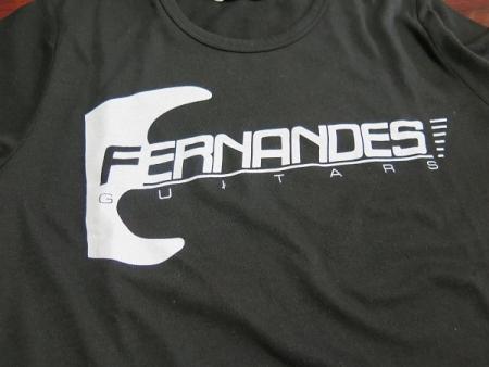 フェンダーTシャツ