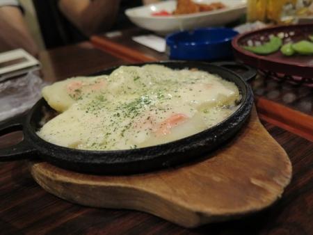 北海道産ポテトもちバター醤油