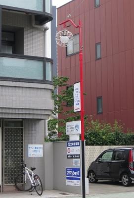 名古屋 街灯