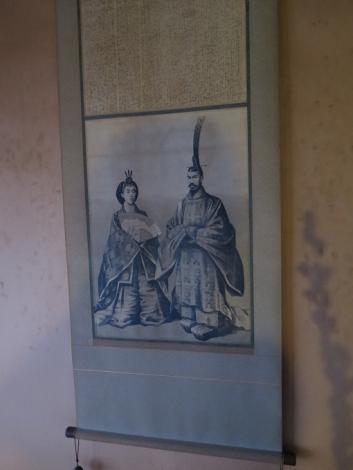 妻籠宿 脇本陣 奥谷さん