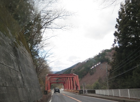 南木曽 橋