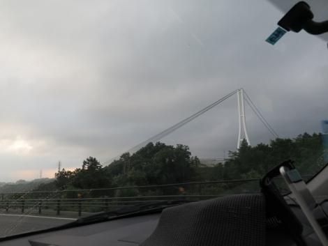 箱根越え 吊り橋