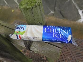 キリークリームチーズアイス