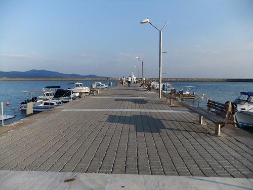 カラマタ_海沿いにて (3)
