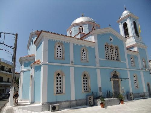 カラマタ_市内の教会
