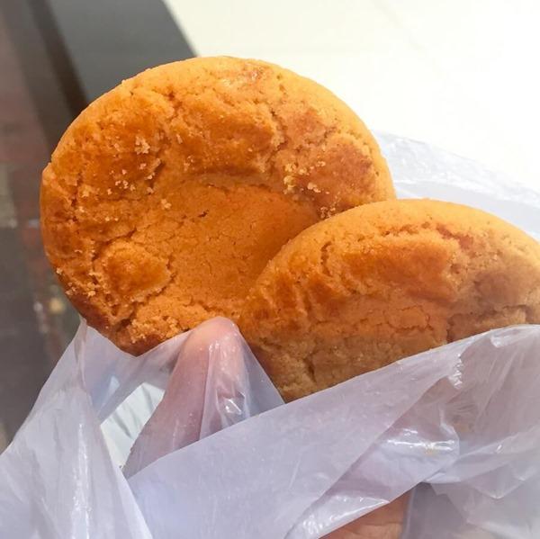 鬆化小合桃酥(くるみクッキー)