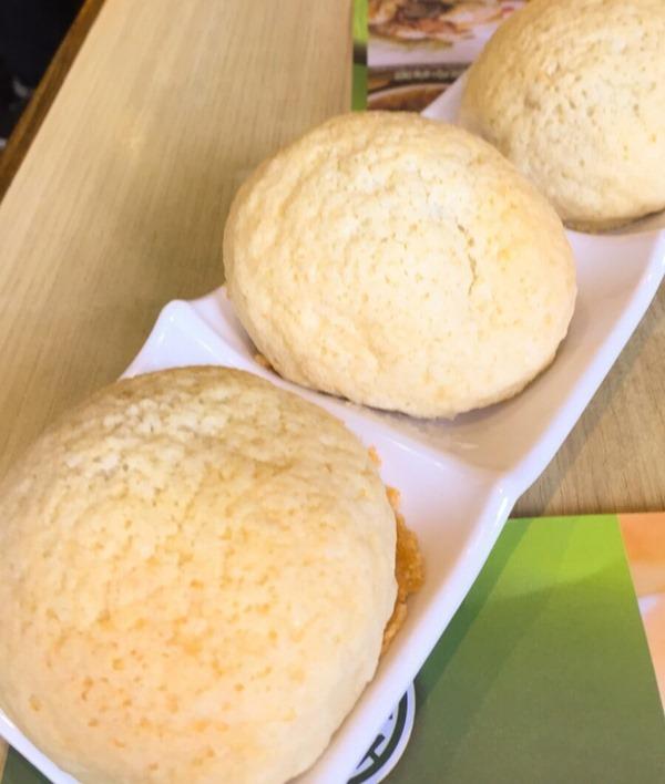 酥皮焗叉焼包
