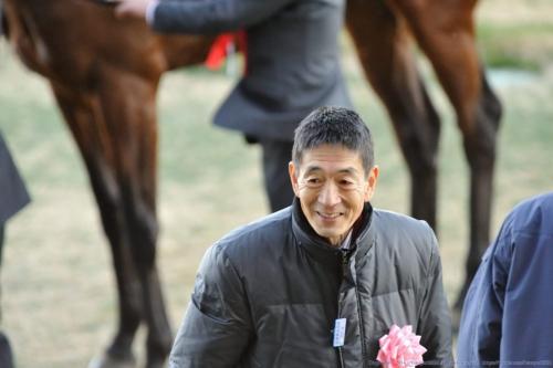 【競馬】モーリス(ノーザンFが1000万円で落札) 岡田総帥「僕もこの馬欲しくて競ろうと思ったんだけど」
