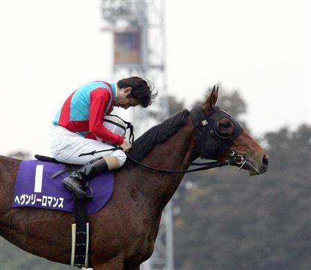 【競馬】ヘヴンリーロマンスとかいう名牝