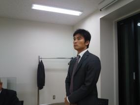 岩井宏高REC会長・NPO理事長