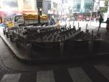 京王渋谷駅 ウェーヴの広場
