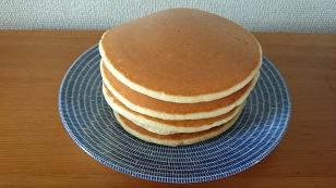 160808ホットケーキ