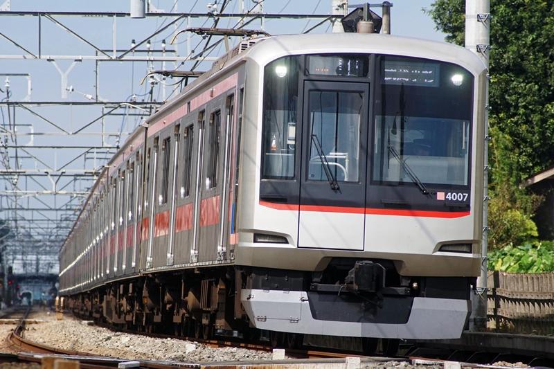 2016年10月19日 ひばりが丘~保谷にて (3)