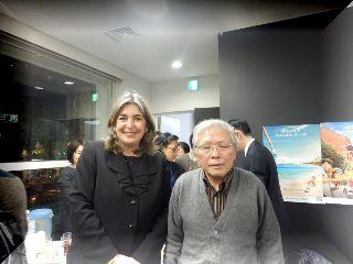 矢尾コロビヤ大使