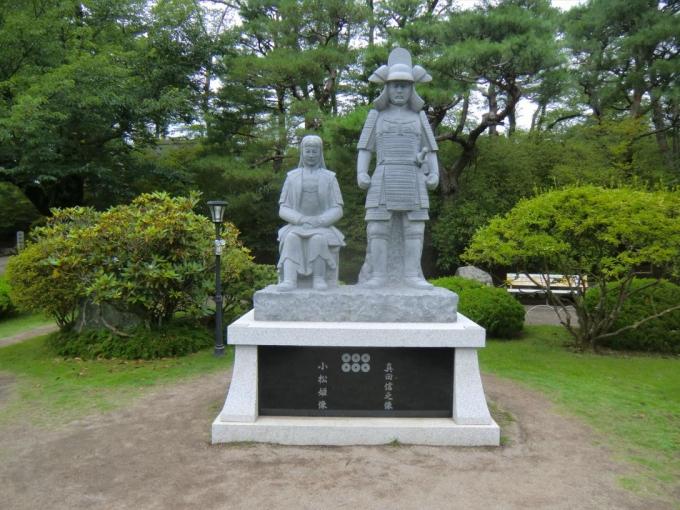 信行公と小松姫