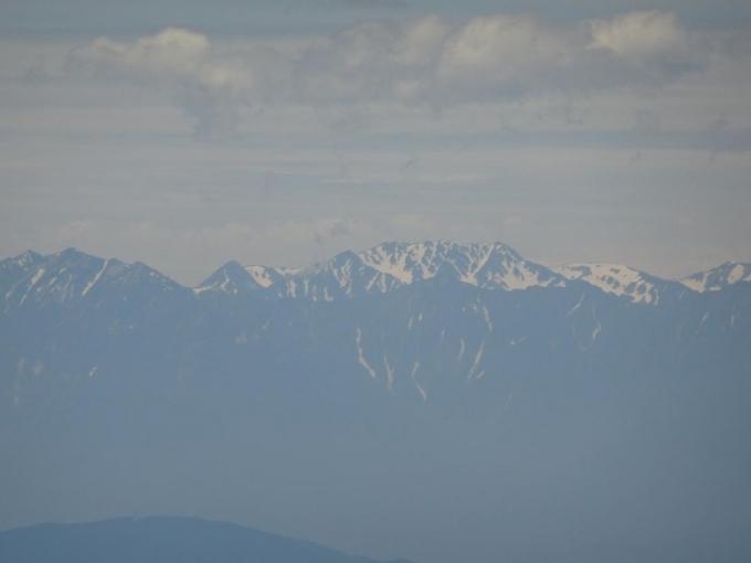 立山連峰・剣岳