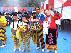 10 虎記念