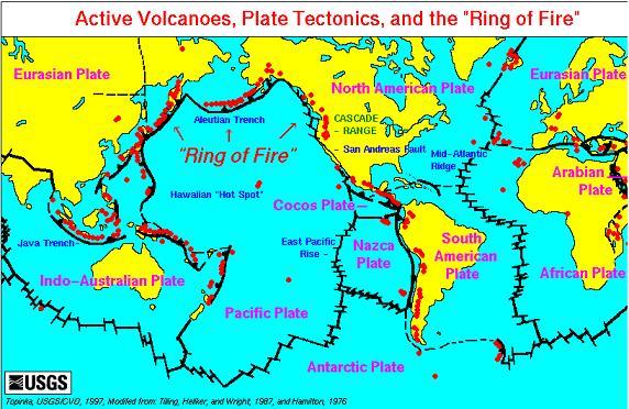 環太平洋地震