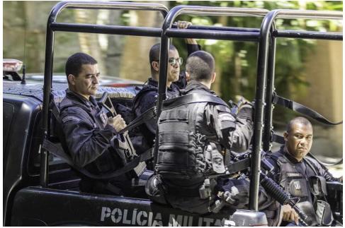 ブラジル警察