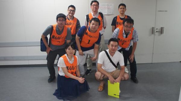 0801社団戦二日目棋スチーム