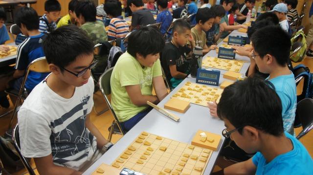 s-2調布ジュニア将棋教室