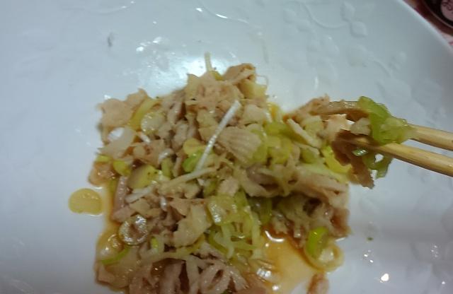 鶏皮ポン酢2