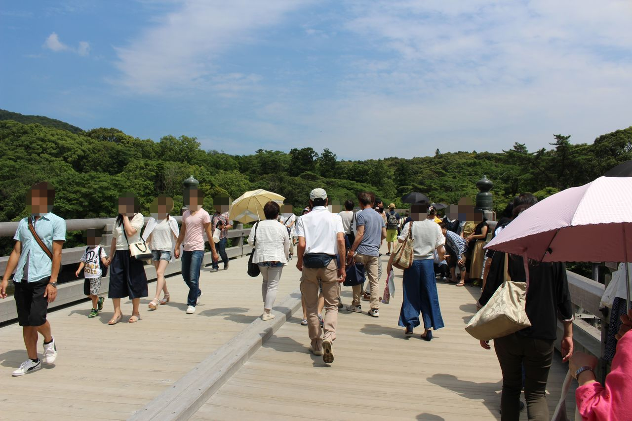 伊勢神宮(内宮)2016夏-7